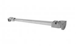 MEREO - Vzpěra pro WALK IN zástěny 120 cm (CK10610R)