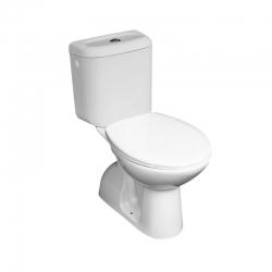 MEREO - WC kombi, spodní odpad s armaturou (VSD80 (H8602770007871))