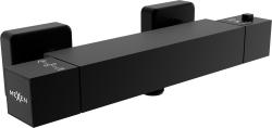 MEXEN - Cube termostatická sprchová baterie černá (77200-70)