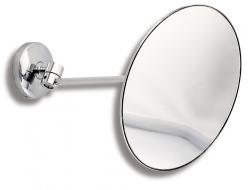 NOVASERVIS - Kosmetické zrcátko zvětšovací Metalia 1 chrom (6168,0)