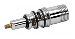 NOVASERVIS - Přepínač sprchy VENETO GENOVA chrom (PR/75020,0)