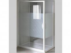 Obdélníkové sprchové kouty