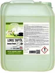 Osvěžovač vzduchu Oehme Lorol Lemon 380 10 l (EG111380010)