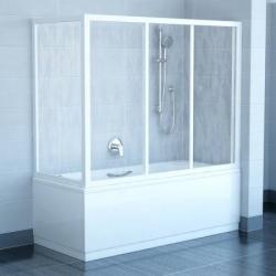 Pevné a boční stěny do sprchových koutů