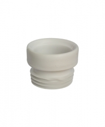 Plast Brno - WC manžeta 110  přímá -gumová (245 g) MCS0000 (MCS0000)