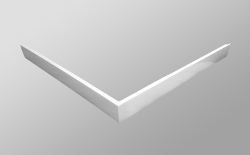 PRIM - Panel k vaničce 90 RECT  (PRIM90RECT)