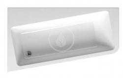 RAVAK - 10° Asymetrická vana 160 L, 1600x950 mm, levá, bílá (C831000000)