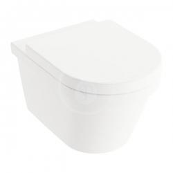 RAVAK - Chrome Závěsné WC, RimOff, bílá (X01651)