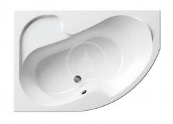 RAVAK - Rosa I Asymetrická vana 150 L, 1500x1050 mm, levá, bílá (CK01000000)