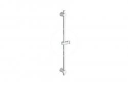 RAVAK - Sprchy Tyč 975.00 sposuvným držákem sprchy a stěnovým vývodem, 60 cm, chrom (X07P342)