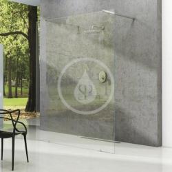 RAVAK - Walk-In Sprchová stěna Walk-in Free 130, 1300x2000 mm, lesklý hliník/čiré sklo (GW9FJ0C00Z1)