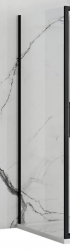 REA - Boční stěna Rapid 80 černá (REA-K6421)
