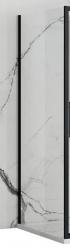REA - Boční stěna Rapid 90 černá (REA-K6422)