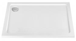 REA - Sprchová vanička Porta 90x100 levá bílá (REA-K6322)