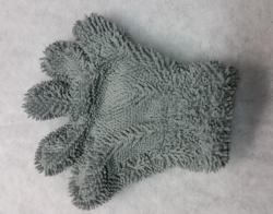 Rukavice na mytí alu ráfků šedá Lemmen X3641805 (EG7X3641805/0)