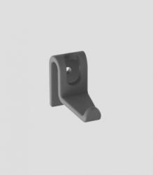 Sanit Háčky antracit (4kusy) k výlevce plast Multiset 60006000099 (60A04000099)