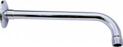 SLEZAK-RAV - Držák boční  pro hlavovou sprchu 40 cm chrom, Barva: chrom (MD0150)