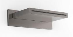 TRES - Nástěnné sprchové kropítko s kaskádou 152x200mm (29990304AC)