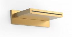TRES - Nástěnné sprchové kropítko s kaskádou 152x200mm (29990304OM)