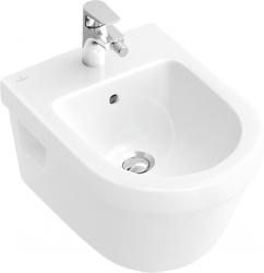 VILLEROY & BOCH - Architectura Závěsný bidet s přepadem, alpská bílá (54840001)