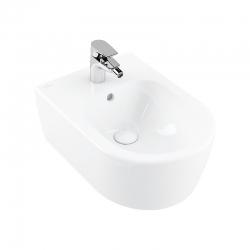 VILLEROY & BOCH - Avento Závěsný bidet 530x370 mm, alpská bílá (54050001)
