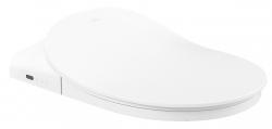 VILLEROY & BOCH - ViClean Bidetové sedátko ViClean, včetně dálk. ovládání, barva alpská bílá (V02EL401)