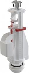 Vypouštěcí ventil A08 dvoutlačítko, 31-45cm, (oblé tlačítko) ALCAPLAST A08 (A08)