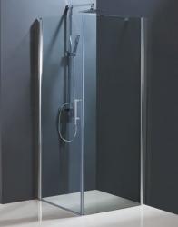 VÝPRODEJ - Sprchový kout MADEIRA II KOMBI - Čelní panel Frost (levé) 85 × 195 cm (BCMADE285CFLVYP)