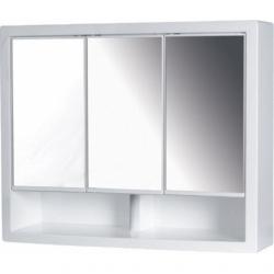 Zrcadlové skříňky a koupelnové galerky