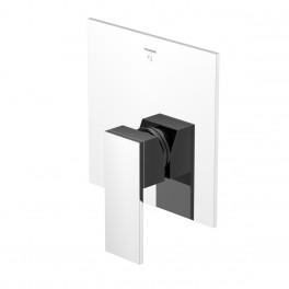 STEINBERG - Podomítková jednopáková směšovací baterie pro vanu/ sprchu, chrom (160 2243)